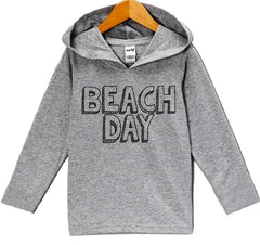 7 ate 9 Apparel Unisex Baby Beach Day Summer Hoodie Pullover