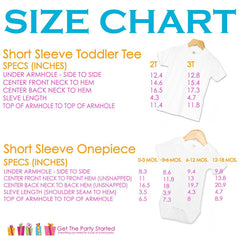 7 ate 9 Apparel Unisex Baby Baby's First Christmas Onepiece
