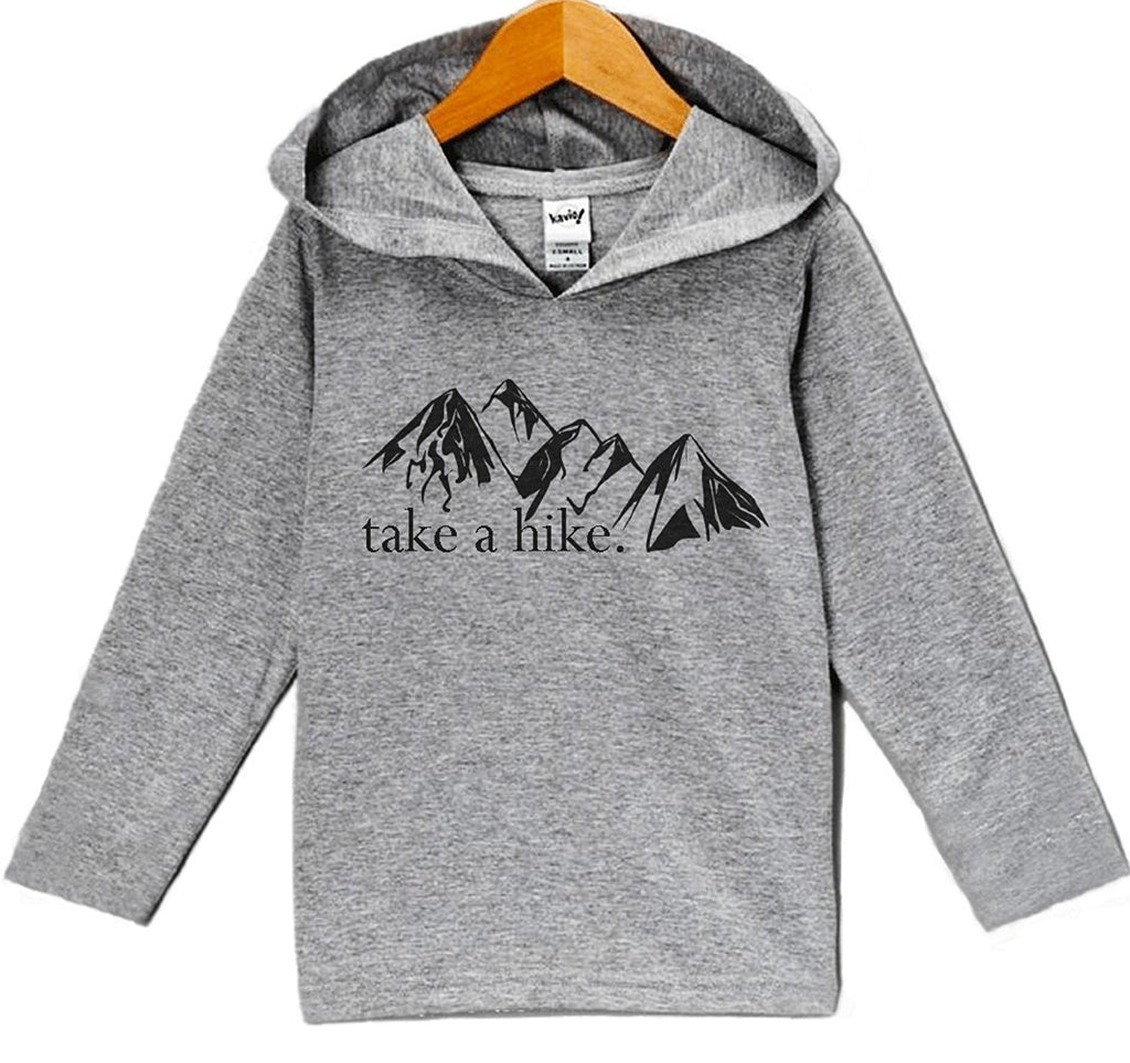 7 ate 9 Apparel Kids Take a Hike Outdoors Onepiece