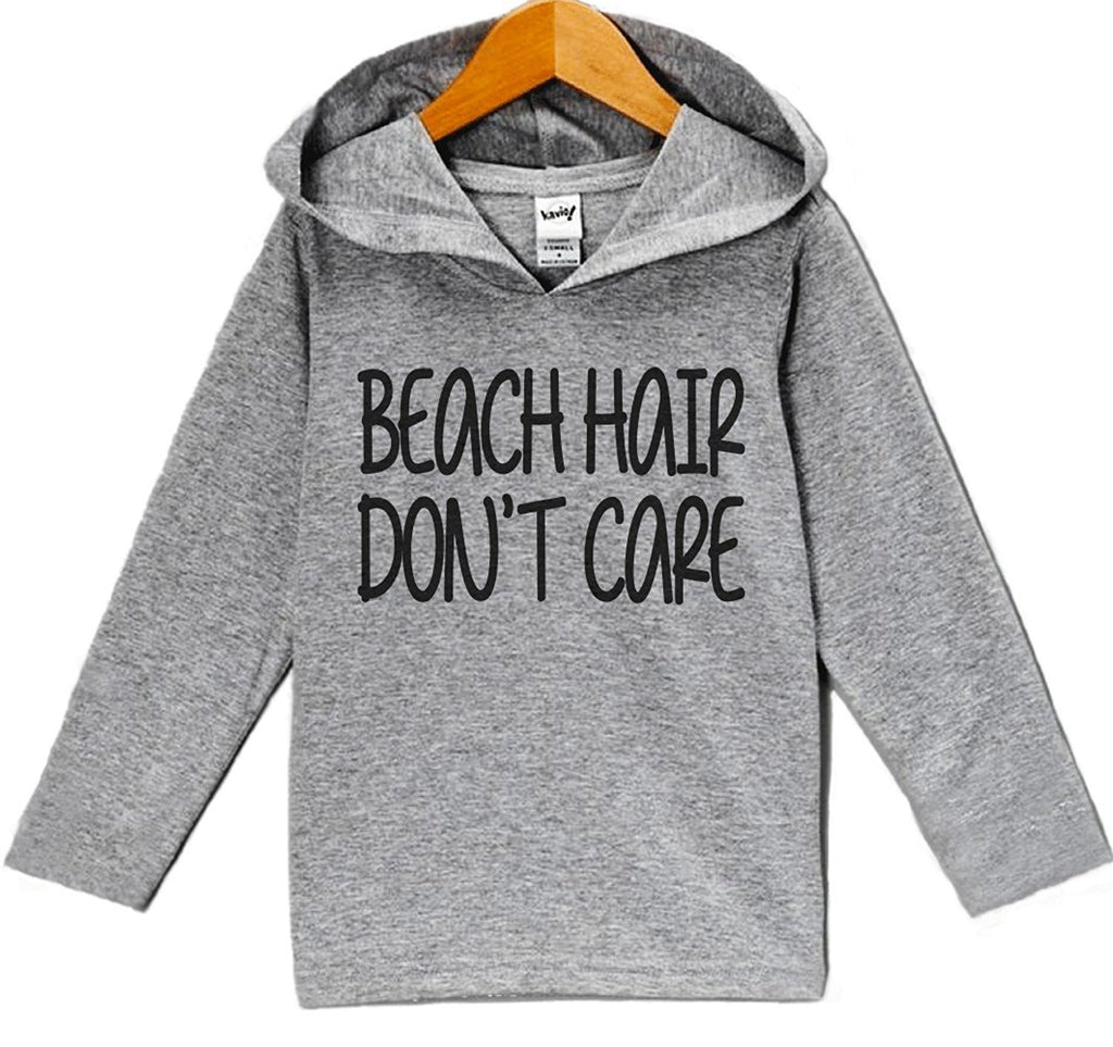 7 ate 9 Apparel Unisex Baby Beach Hair Summer Hoodie Pullover