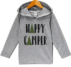 7 ate 9 Apparel Kids Happy Camper Outdoors Onepiece