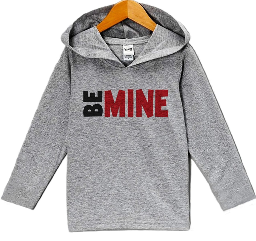 7 ate 9 Apparel Baby's Be Mine Valentine's Day Hoodie