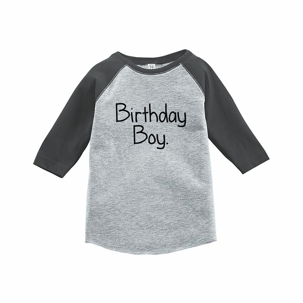 7 ate 9 Apparel Boy's Birthday Boy Shirt