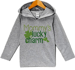 7 ate 9 Apparel Boy's St. Patricks Day Hoodie Pullover