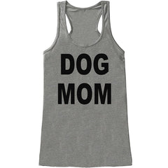 7 ate 9 Apparel Womens Dog Mom Mother's Day Tank Top