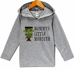 7 ate 9 Apparel Baby's Mommy's Monster Halloween Hoodie