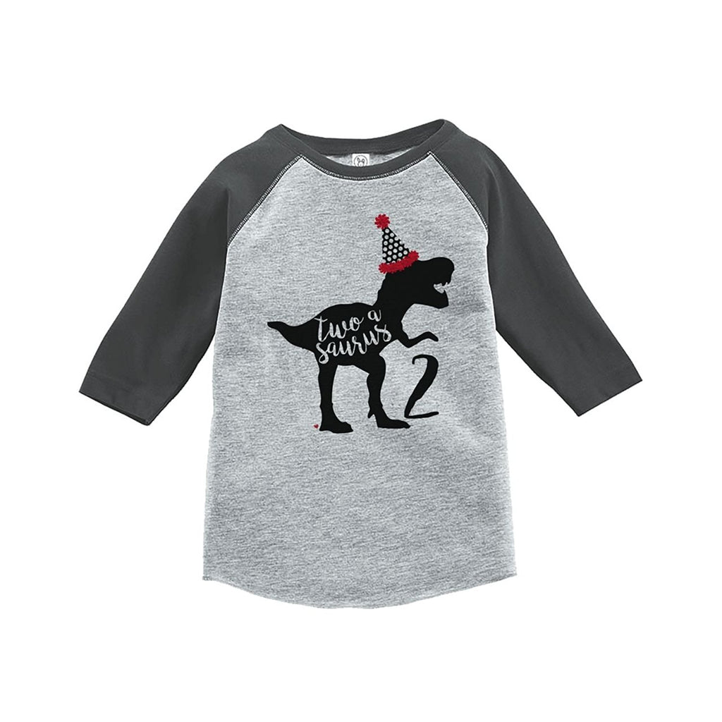 Two Second Birthday Toddler T-shirt