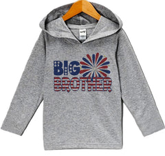 Big Brother - 4th of July Hoodie Pullover
