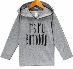 7 ate 9 Apparel Kid's It's My Birthday Hoodie