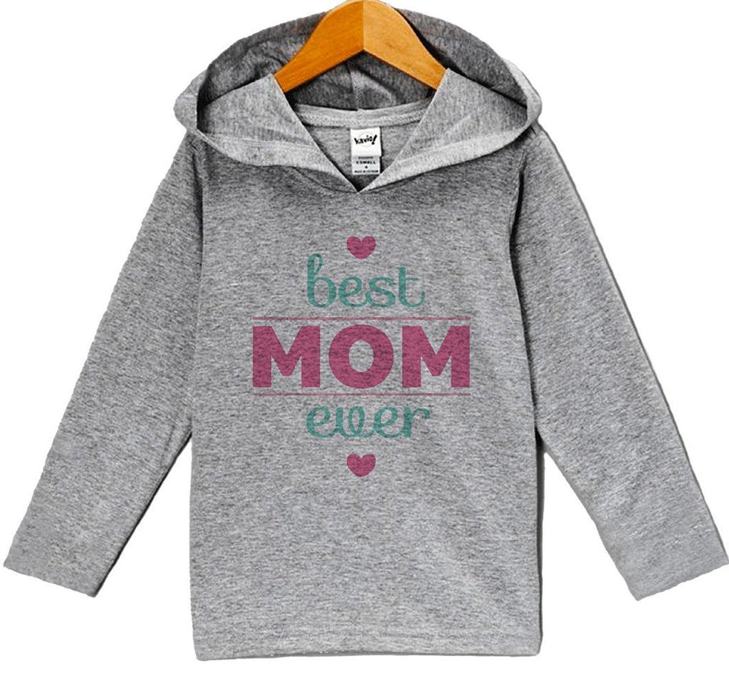 7 ate 9 Apparel Baby Girls' Mother's Day Hoodie Pullover