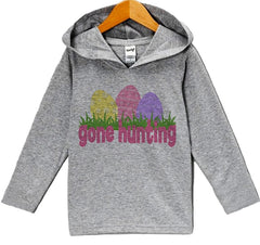 7 ate 9 Apparel Baby Girls' Easter Hoodie Pullover