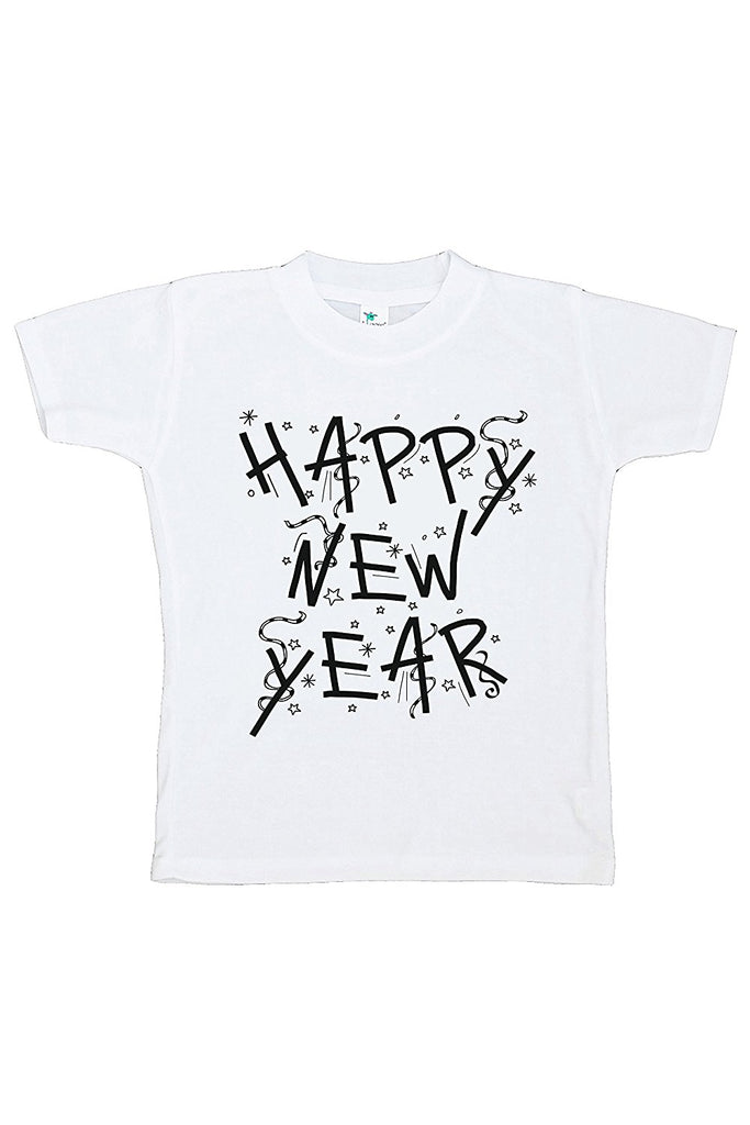 7 ate 9 Apparel Kids Happy New Year's Eve T-shirt