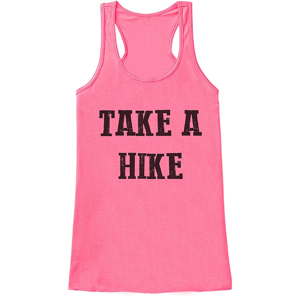 7 ate 9 Apparel Ladies Take a Hike Outdoors Tank Top