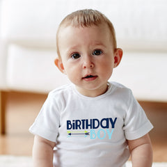 Birthday Boy T-Shirt, Blue & Green, 2T