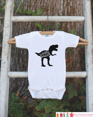 Boys Dinosaur Shirt - Toddler Dino Shirt or Onepiece - Toddlersaurus Shirt - Toddler Saurus Sibling Shirts - Boys Dinosaur T-shirt