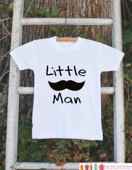 Mustache Onepiece - Little Man Bodysuit - Going Home Outfit - Little Man Mustache Bodysuit - Coming Home Outfit - Newborn Hospital Outfit - 7 ate 9 Apparel