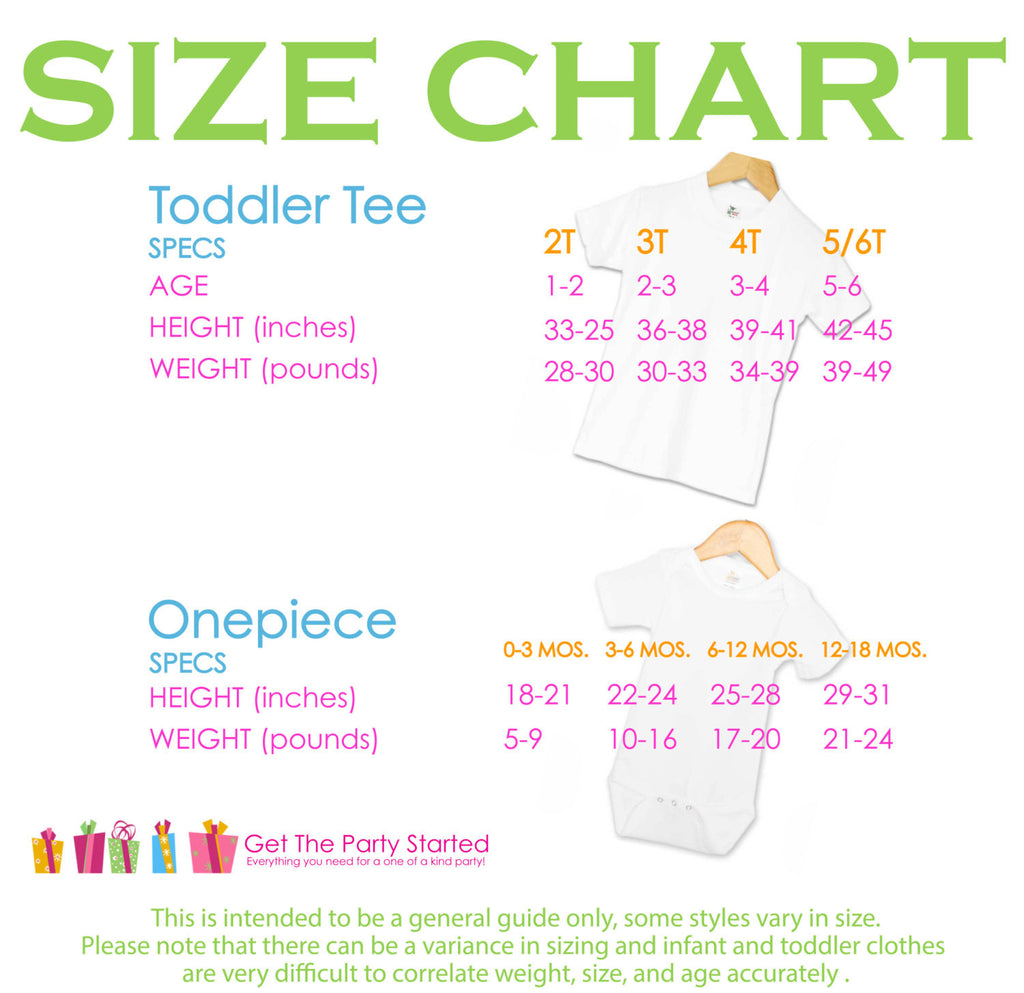 Little Miss April Onepiece Bodysuit - Take Home Outfit For Newborn Baby Girls - Pink Green Umbrella Infant Going Home Hospital Onepiece - 7 ate 9 Apparel