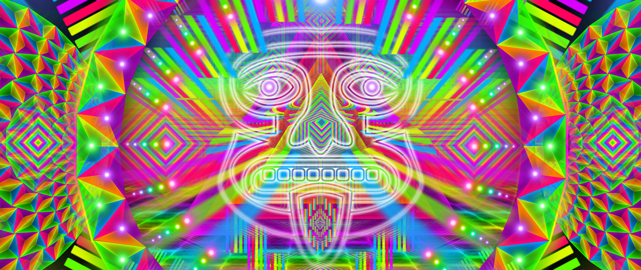 Psychedelic Visionary Art & Clothing for Psychonauts, Ayahuasca, DMT Enthusiasts