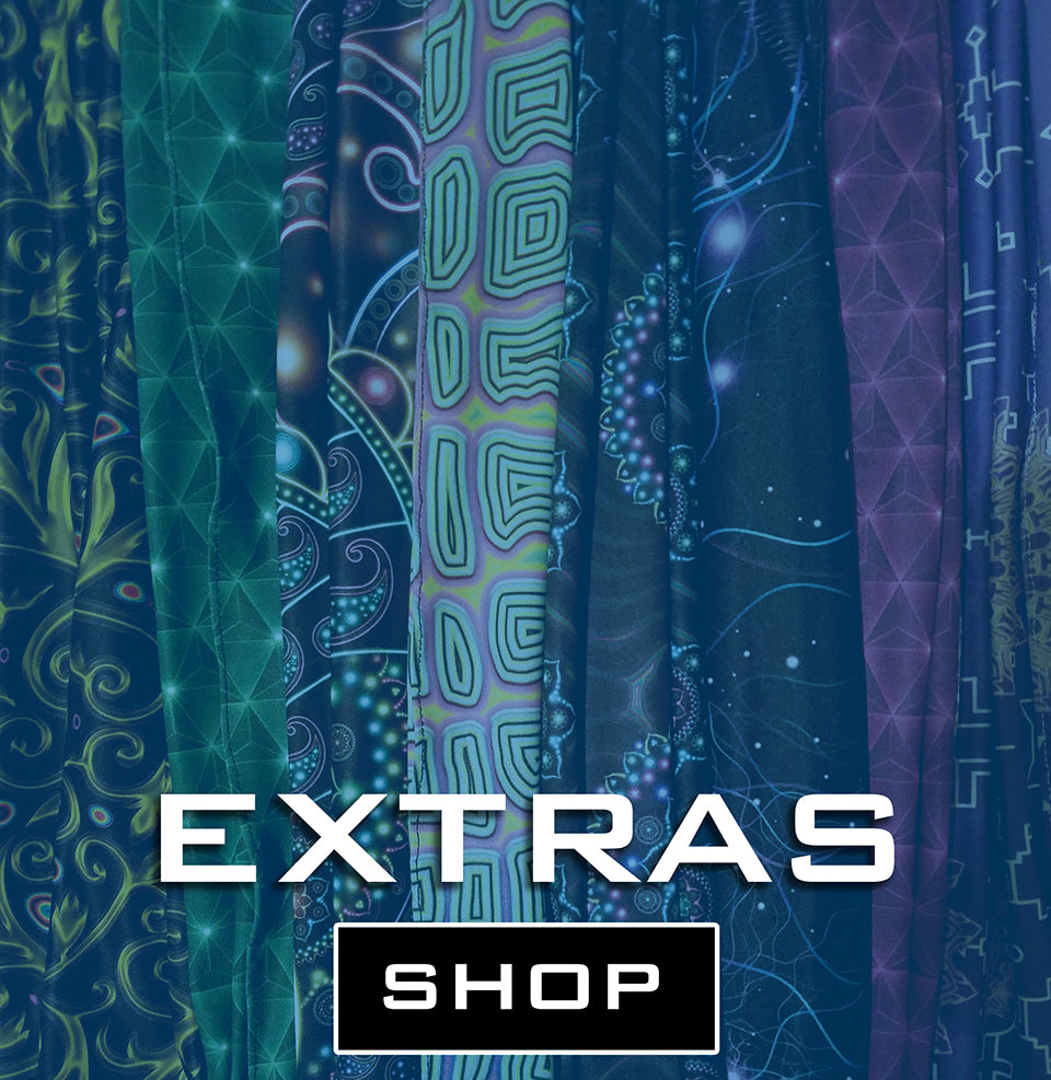 Shop Psychedelic Accessories & Extras