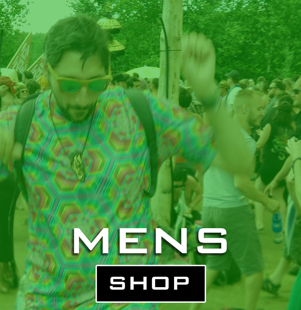 Shop Men's Psychedelic Clothes
