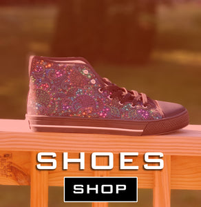 Shop Men & Women's Psychedelic Shoes