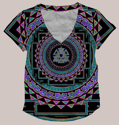 Psy Yantra Women's All-Over print Shirt