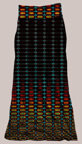 Optika Synergy Skirt - Tetramode® | Psy Styles. Men & Womens Psychedelic Tops & Bottoms