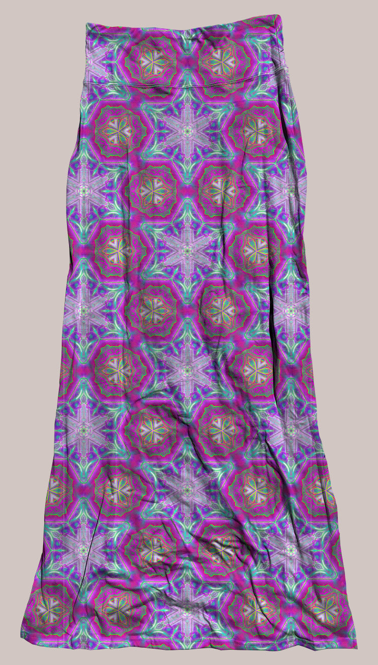 Psychedelic Breathable & Flowy Entheoelectric Synergy Dress