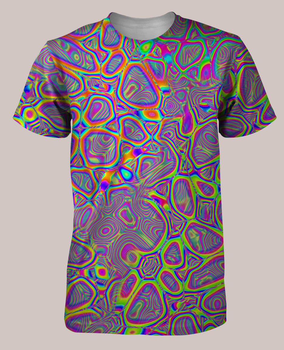 Metamorphosis Men's All-Over print Shirt - Tetramode® | Psy Styles. Men & Womens Psychedelic Tops & Bottoms