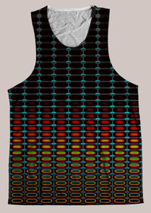 Optika : Mens // HELIOS TANK TOP