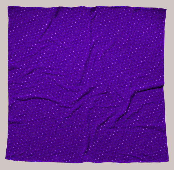 Prism UV-Reactive Bandana (7 Colors) - Tetramode® | Psy Styles. Men & Womens Psychedelic Tops & Bottoms