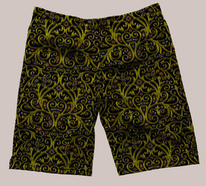 Arcanium Festi-Go Shorts - Tetramode® | Psy Styles. Men & Womens Psychedelic Tops & Bottoms
