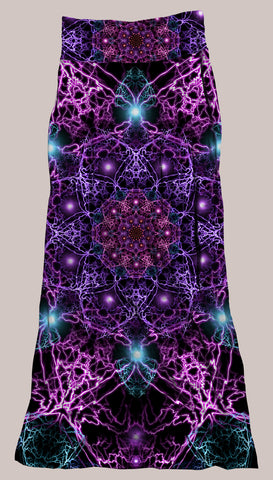 Nucleus Synergy Skirt - Tetramode® | Psy Styles. Men & Womens Psychedelic Tops & Bottoms