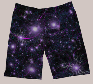 Laniakea Festi-Go Shorts - Tetramode® | Psy Styles. Men & Womens Psychedelic Tops & Bottoms
