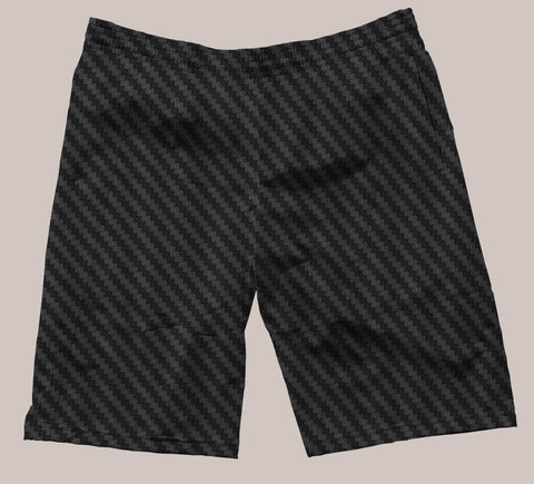 Carbon Festi-Go Shorts - Tetramode® | Psy Styles. Men & Womens Psychedelic Tops & Bottoms