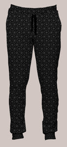 Frequencies :: Resonate Portland Pants (Joggers) - Tetramode® | Psy Styles. Men & Womens Psychedelic Tops & Bottoms
