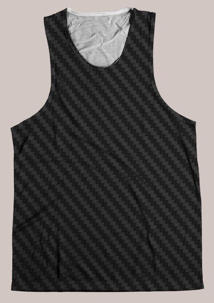 Carbon : Mens // HELIOS TANK TOP