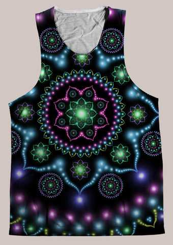 Lumindala : Mens // HELIOS TANK TOP
