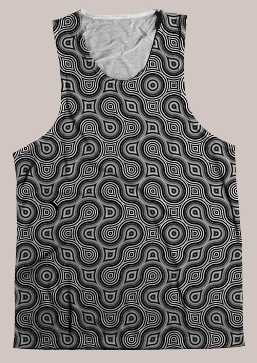 Thumbprint :: Mens // HELIOS TANK TOP