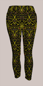 Arcanium Crop Leggings