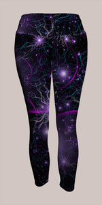 Laniakea Crop Leggings