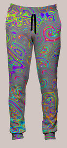 Liquisyrgic Portland Pants (Joggers) - Tetramode® | Psy Styles. Men & Womens Psychedelic Tops & Bottoms