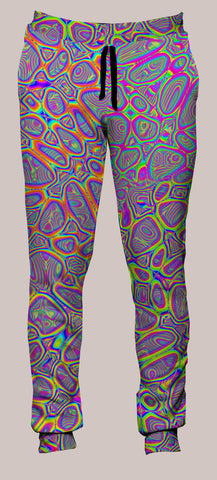 Metamorphosis Portland Pants (Joggers) - Tetramode® | Psy Styles. Men & Womens Psychedelic Tops & Bottoms