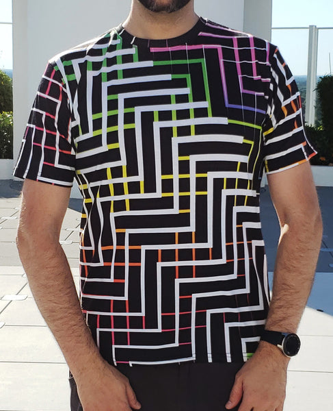 Synesthesia Men's All-Over print Shirt
