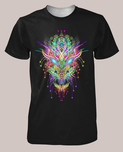Dracomethyltriptamine:: Men's Signature Shirt - Tetramode® | Psy Styles. Men & Womens Psychedelic Tops & Bottoms