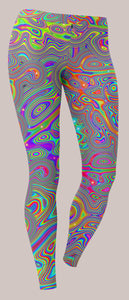 Liquisyrgic Unisex Leggings