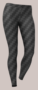 Carbon Unisex Leggings