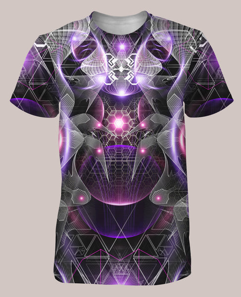 Andromeda Men's All-Over print Shirt