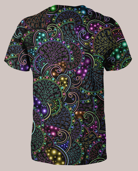 Neopaisley Men's All-Over print Shirt - Tetramode® | Psy Styles. Men & Womens Psychedelic Tops & Bottoms