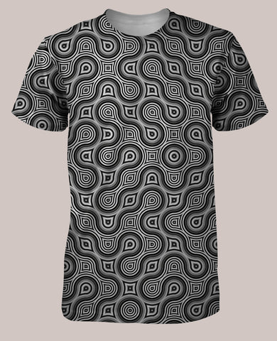 Thumbprint Men's All-Over print Shirt
